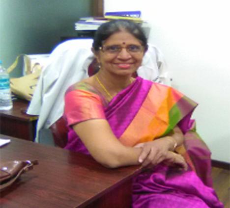 Dr. L. JAYANTHI REDDY, MD, DNB