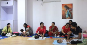 Baby Massage Training