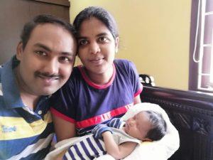 SANCTUM BIRTH STORY